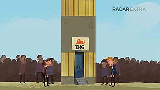 Bancaire reuzen