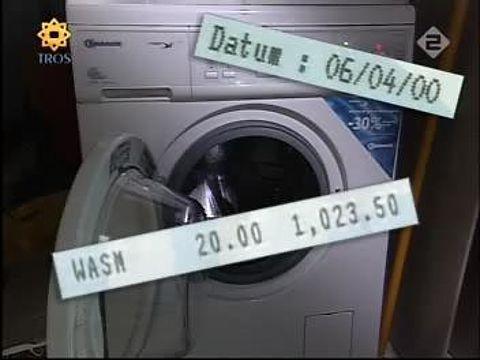 Bauknecht wasmachines veroorzaken gaten in kleding