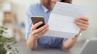 BKR-registratie voor telefoon op afbetaling