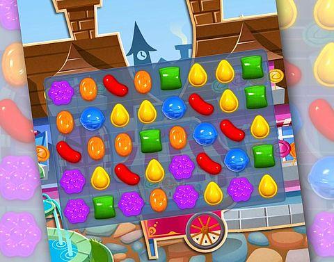 Facebook: Eind aan Candy Crush-uitnodigingen }