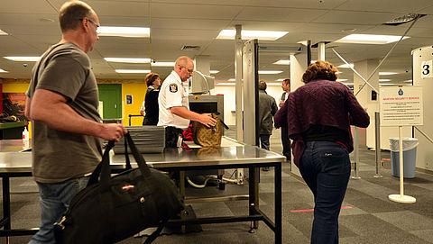 Nieuwe handbagagescan moet vliegtuigcontroles versnellen