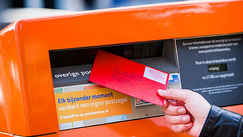Sandd: 'Prijs postzegel kan omlaag naar 55 cent'