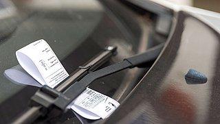 Bezwaar aantekenen parkeerboete scanauto loont