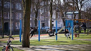 'Meeste Nederlanders voorstander van rookvrije kinderspeelplaatsen'