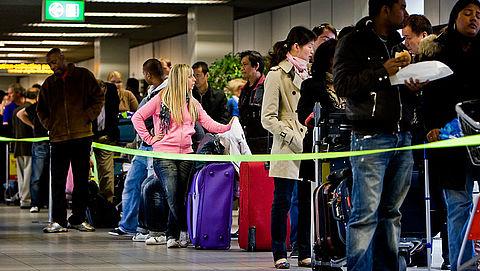 Kleine-tassen-doorgang Schiphol krijgt vervolg