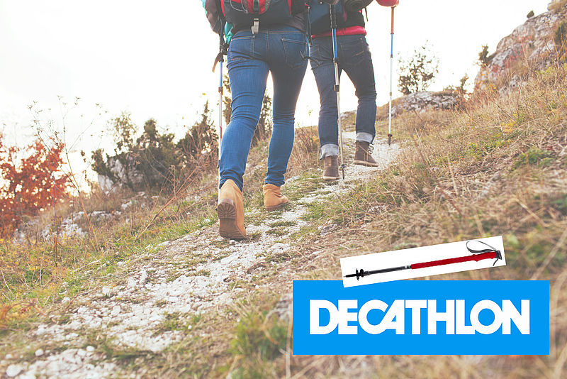 Decathlon roept Quechua wandelstokken terug