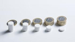 Radarlijn: 21,54 euro voor doosje paracetamol