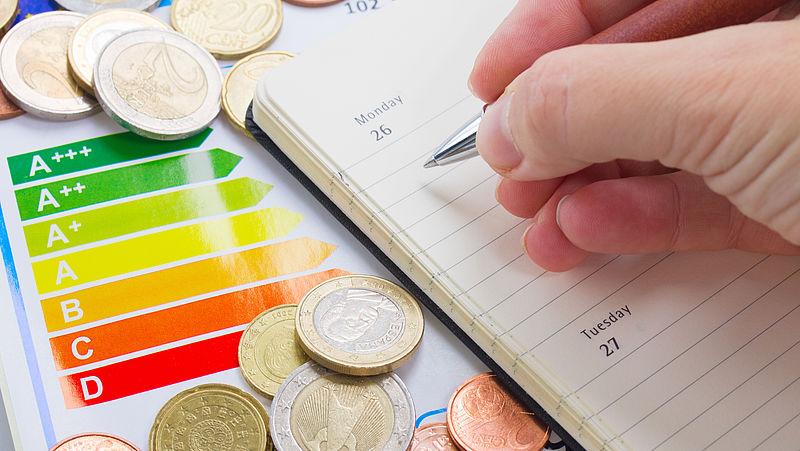 Gemiddeld 100 euro minder belasting op energierekening