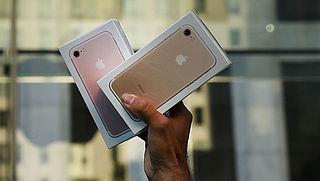 'Uw iPhone 7 wacht op u': trap er niet in!