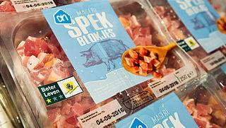 Supermarkten verkopen meer kip met keurmerk