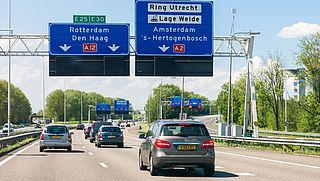 Nederlanders legden vorig jaar 146,7 miljard kilometer af