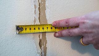 Extra vergoeding voor lang wachten op schadevergoeding aardbevingen
