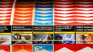 'Pakje sigaretten over een paar jaar minimaal tientje'