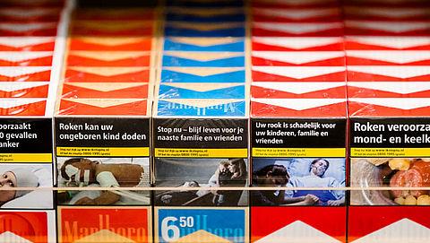 'Pakje sigaretten over een paar jaar minimaal tientje'}