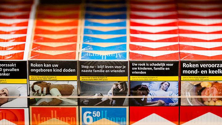 'Pakje sigaretten over paar jaar minimaal een tientje'