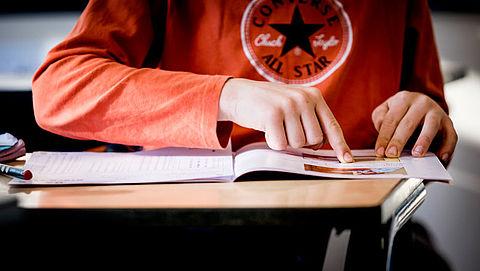 Amsterdamse school lekt persoonlijke informatie leerlingen