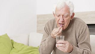 Ouderen missen kennis over medicatie