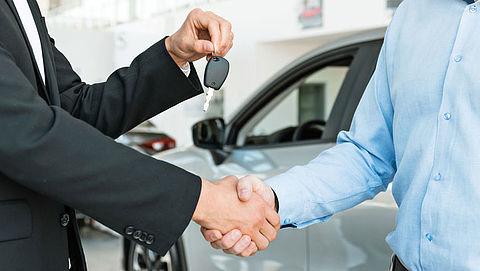 Consument geeft meer uit aan nieuwe auto}