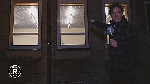 Kan kantoorverlichting 's nachts niet uit? | Radar checkt