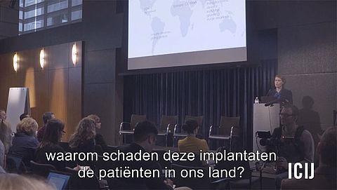 Over het implantatenonderzoek - ICIJ