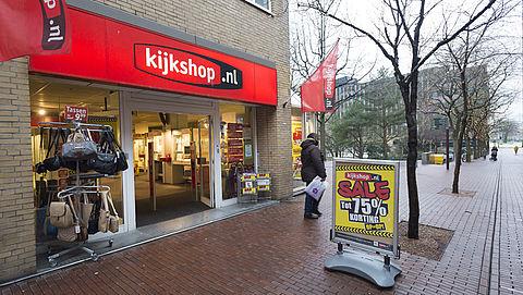 Kijkshop sluit alle 70 winkels