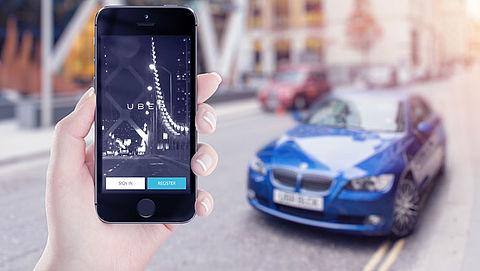 Uber moet 2,3 miljoen betalen vanwege UberPop