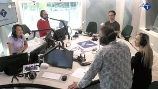 Radio-uitzending 20-10-2018