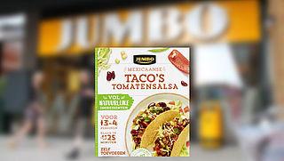 Jumbo haalt taco-maaltijdpakket terug wegens foute allergeninformatie
