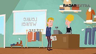 Radar Extra: Het beroepsonderwijs. Animatie: vmbo naar hbo