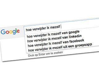 4 vragen over het vergeet-me-verzoek via Google