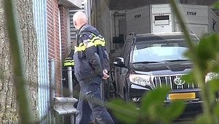 Politie-inval bij omstreden slachter in Hoogeveen