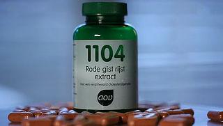 Rodegistrijst: een goed alternatief voor statines?