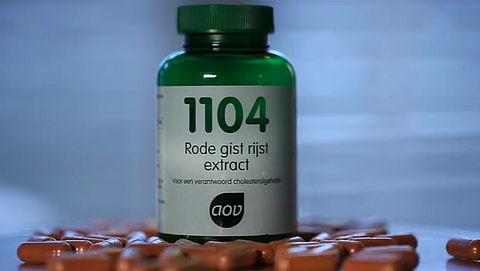 Rodegistrijst: een goed alternatief voor statines?}
