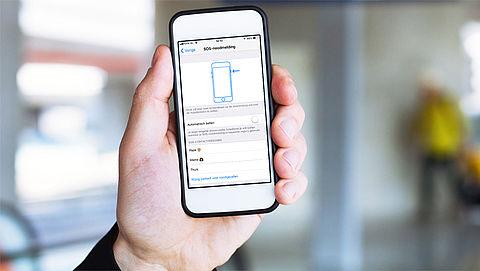 Hoe schakel je de SOS-functie in op je iPhone of Samsung-smartphone?}