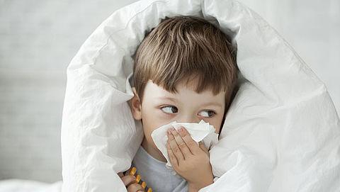 Kinderen hebben steeds vaker allergieën