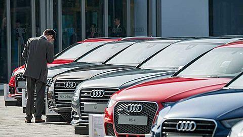 Audi ontkent doelbewust manipuleren uitstootwaarden}
