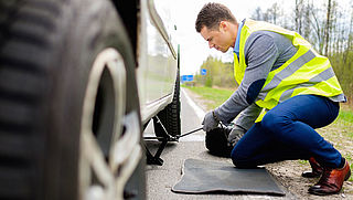 ANWB: Neem reserveband mee op autovakantie