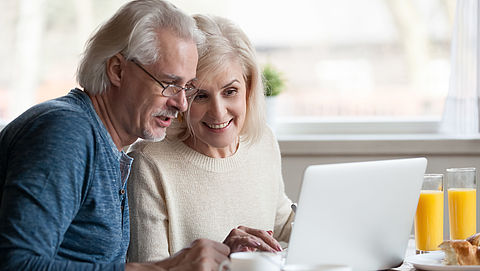 Aantal gepensioneerden stijgt minder hard