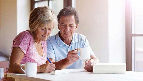 Klijnsma: Voorzichtig optimisme over pensioen }