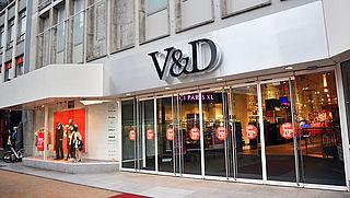 Laatste V&D sluit de deuren