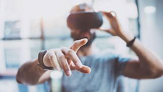 Rode Kruis zet virtual reality-brillen in bij EHBO-lessen