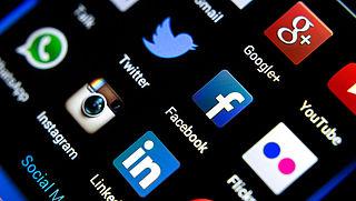 'Licentie voor sociale media invoeren'