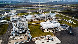 Gaswinning ook buiten Groningen omlaag