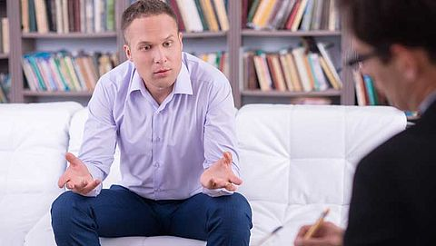 'Geen passende zorg voor psychische aandoening'