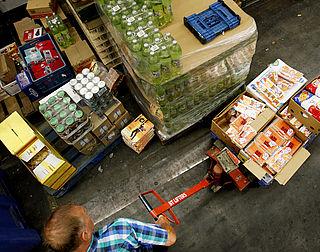 Meldpunt misstanden Voedselbanken