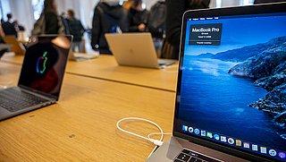 Pas op met updaten van je MacBook; je kunt data kwijtraken