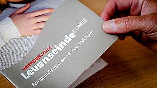 'Aantal euthanasie-aanvragen blijft toenemen'