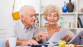 Ouderen krijgen minder aanvullend pensioen in 2018