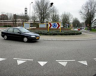 Nieuwe regels voor rotondes en kruispunten