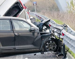 Aantal ongevallen met auto's gedaald